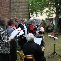 Kirchenchor - Kirchengemeinde St. Georgen Waren (Müritz)