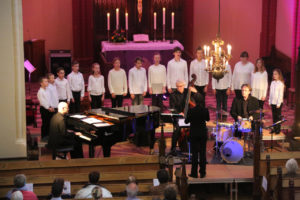 Singegottesdienst beider evangelischer Gemeinden mit der Kinder- und Jugendkantorei @ St. Georgenkirche