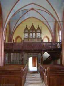 ORGELTÖRN 2021 - Müritzregion - Orgelfahrten übers Land @ Dorfkirche Minzow