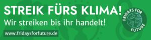 FridaysForFuture-Klimademo @ Neuer Markt Waren (Müritz)
