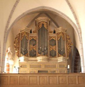 Propsteiorgeltag 2021 - Wesenberg und Umgebung @ Stadtkirche Wesenberg