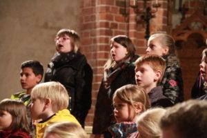 """Kinderchorkonzert """"Martin Luther"""""""