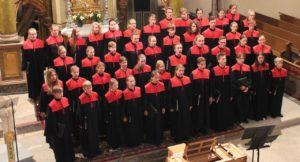 Konzert der Frankfurter Kinder und Jugendkantorei