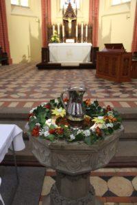 Offene Kirche zur Tauferinnerung @ St. Georgenkirche