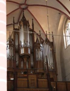 Orgelmusik - Offene Kirche @ Georgenkirche Waren (Müritz)