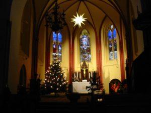 LiveStream am Heiligen Abend aus der St. Georgenkirche @ Georgenkirche Waren (Müritz)