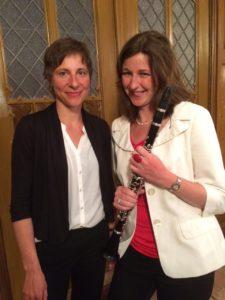 Konzert für Klarinette und Orgel @ Kirche Warnemünde