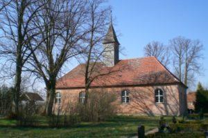 ORGELTÖRN 2021- Müritzregion - Orgelfahrten übers Land @ Dorfkirche Nossentin