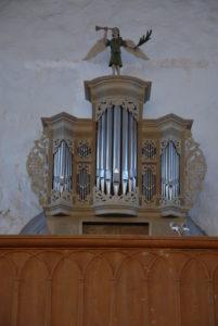 ORGELTÖRN 2021 - Müritzregion - Orgelfahrten übers Land @ Dorfkirche Duckow