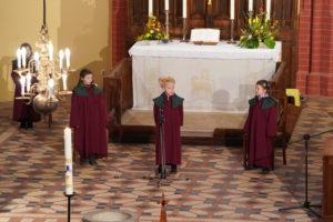 Gottesdienst zum 1. Advent mit dem Kinderchor @ St. Georgenkirche