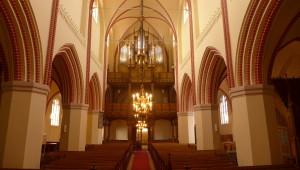 15 min. Orgelmusik @ Georgenkirche Waren (Müritz)