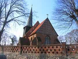 ORGELTÖRN 2021 - Müritzregion - Orgelfahrten übers Land @ Dorfkirche Varchentin