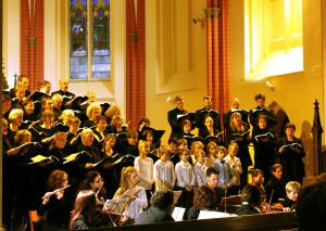 Johann Sebastian Bach: Weihnachtsoratorium zum Mitsingen @ Georgenkirche Waren