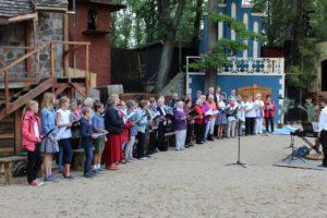 Stadtgottesdienst mit Sommerfest @ Freilichtbühne auf dem Mühlenberg