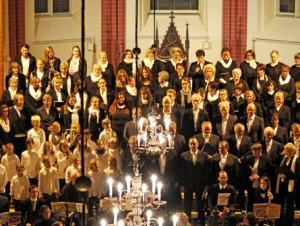 Kantatengottesdienst zur Wiedereinweihung der Kirche @ St. Georgenkirche