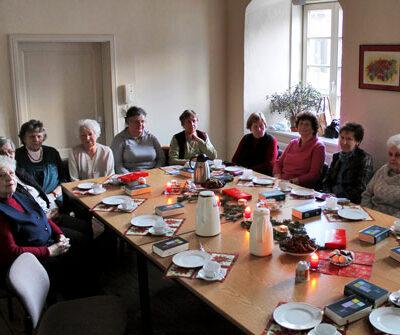 Seniorengruppe 60plus - Kirchengemeinde St. Georgen Waren (Müritz)
