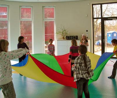 Kindertreff im Schmetterlingshaus - Kirchengemeinde St. Georgen Waren (Müritz)