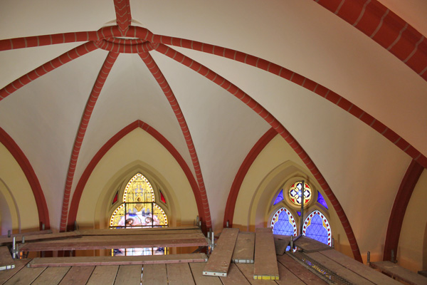 Restaurierung - Kirchengemeinde St. Georgen Waren (Müritz)