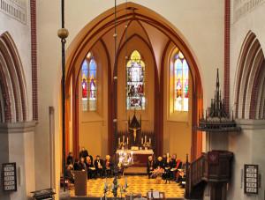 Gottesdienst @ Georgenkirche Waren (Müritz)