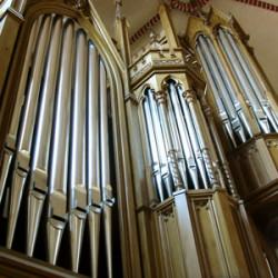 Lütkemüller-Orgel - Kirchengemeinde St. Georgen Waren (Müritz)