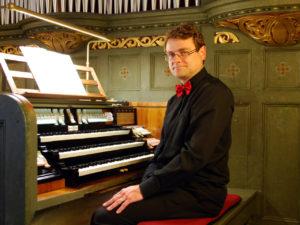 """""""Musikalischer Segen"""": Orgelmusik mit Pavel Černý @ Georgenkirche Waren (Müritz)"""